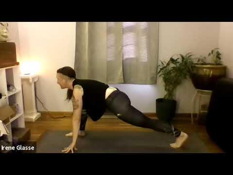 intermediate vinyasa yoga  headstand prep  youtube