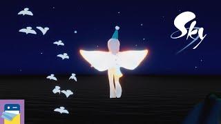 Sky: Children of the Light - Beta - Season of Sanctuary - Manta Cape Ultimate Gift!