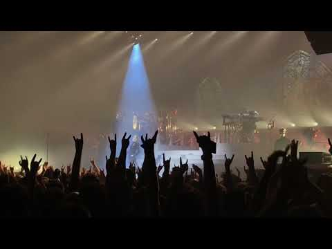 Ghost - if you have Ghosts - Dance Macabre - Square Hammer @le zenith Paris