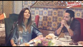 Rym Saidi et son fiancé Wissem Breidy profitent de leur séjour en Tunisie