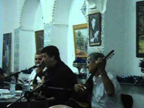 djamel chaib a la fondation CASBAH