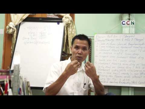 Lalawmpuia, The Hakha Post Chief Editor he Ton Biaruahnak