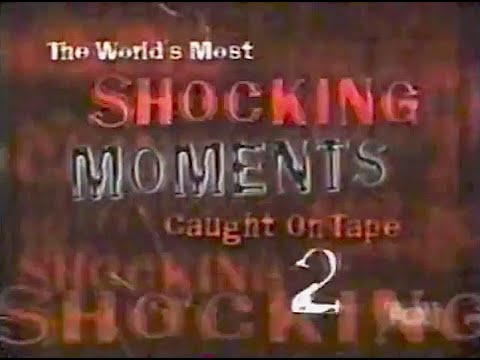 Download World's Most Shocking Moments: Caught on Tape 2 (1999)