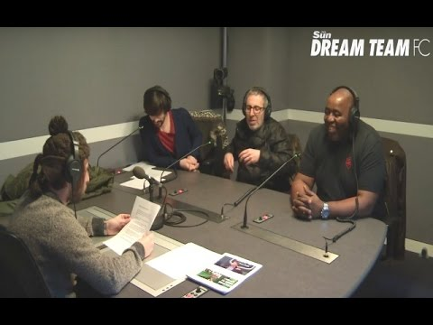James Buckley (The Inbetweeners) & Guest Robbie AFTV | Dream Team Podcast
