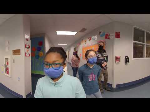 Project 360: Ticasuk Brown Elementary School Welcome Video