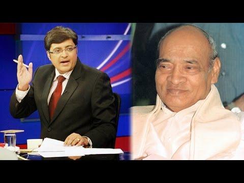 The Newshour Debate:  Narasimha Rao Finally Got Memorial Under BJP Term (31st March 2015)