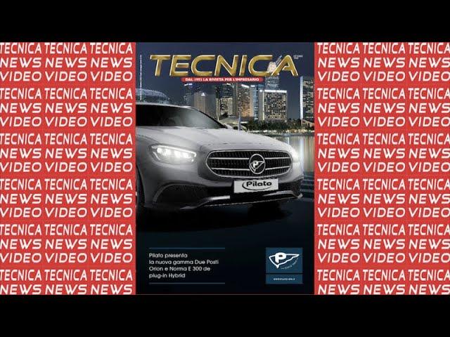 Anteprima Tecnica Ottobre 2020 Tecnicanews Video