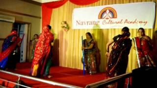 Navrang Talent Show - Oonche Neeche Hai Dagaria