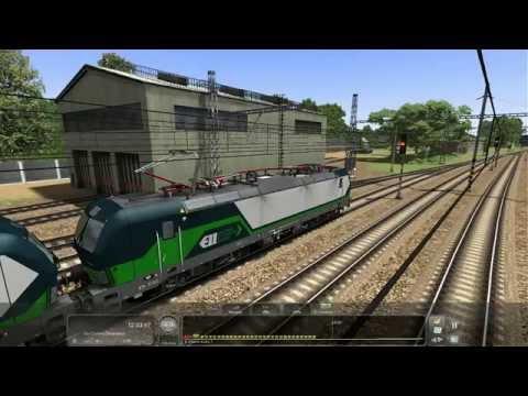 Train Simulator 2016 - Vectron European Locomotive Leasing