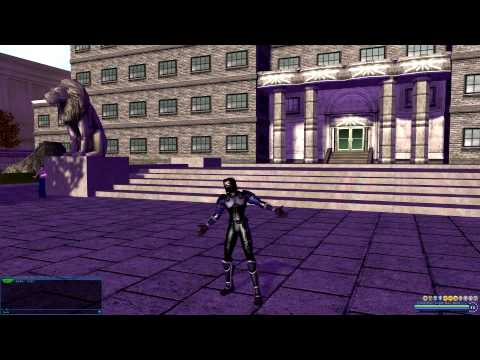 City of Heroes Mutant Booster - Showoff.avi