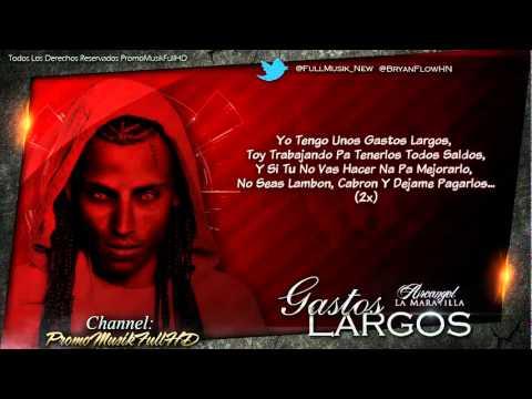 Gastos Largos - Arcangel (Con Letra) Original