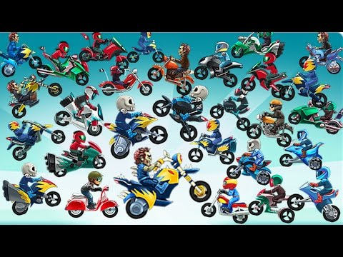 Bike Race Pro v5.0 | ALL 37 TOURNAMENT BIKES GAMEPLAY