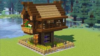 видео minecraft самый лучший дом