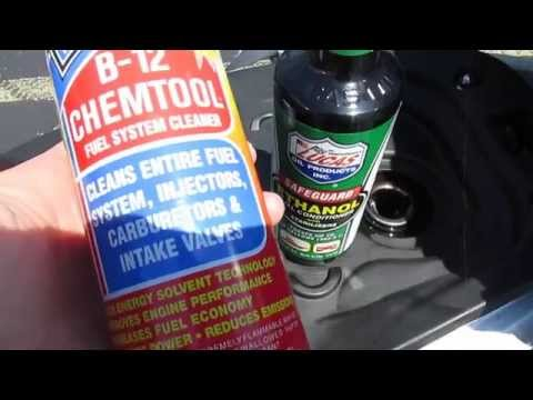 How to keep your scooter engine running smoothly using fuel treatments