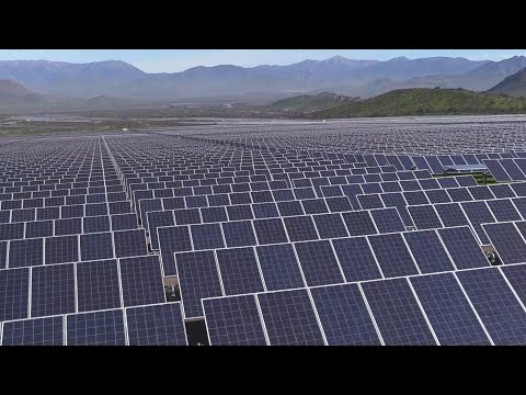 ATLAS Renewable Energy inaugura primera planta solar a gran escala de Chile