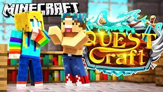 THE TOWN HALL! | Quest Craft #5