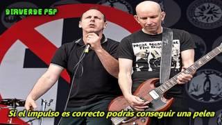 Bad Religion- Fuck You- (Subtitulado en Español)