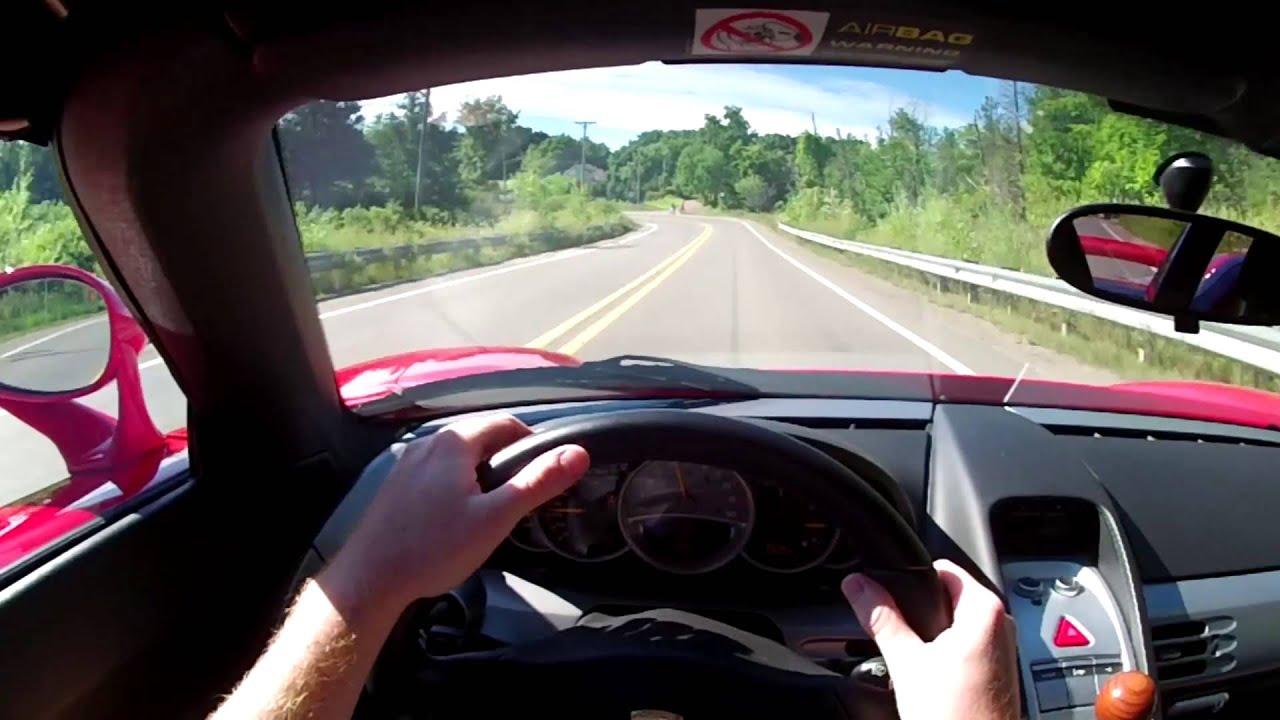 2005 Porsche Carrera Gt Wr Tv Pov Test Drive Youtube