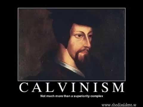 calvinism meme