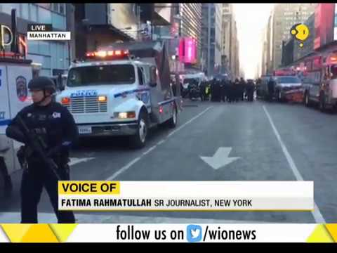 New York explosion: Pipe bomb suspected to have been used in the incident
