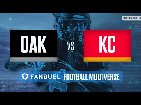 What if Kyler Murray had fallen to the Raiders? Madden Multiverse | OAK vs. KC