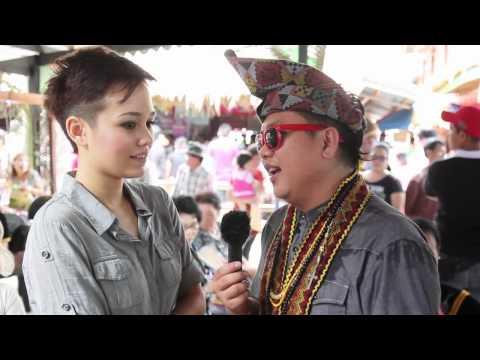 The KK City Show - Kaamatan Edition 2012 [Host: Atama Katama] Part 1