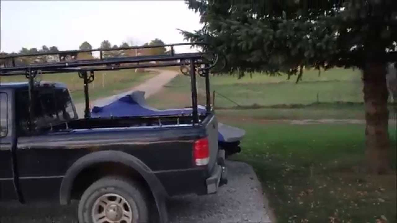 universal truck ladder rack