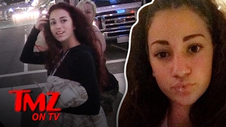 "The ""Cash Me Ousside"" Girl Balls Hard! 