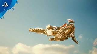 MX vs. ATV All Out Announce Trailer   PS4