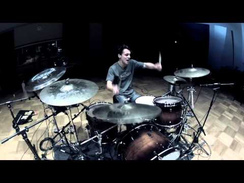 The Amity Affliction - Open Letter | Matt McGuire Drum Cover
