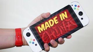 BIAŁE JOYCONY?! To możliwe! Made in China czyli nerdowe zakupy z Aliexpress