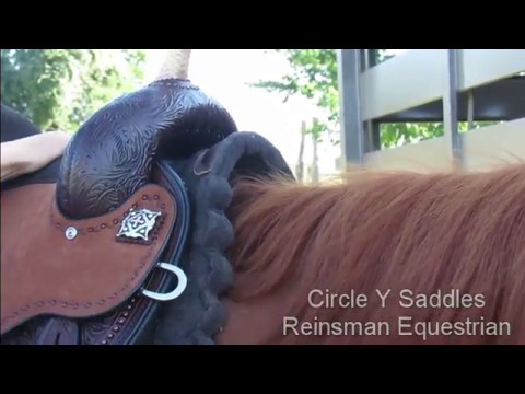 QuickTip: Wither Relief from Your Saddle Pad
