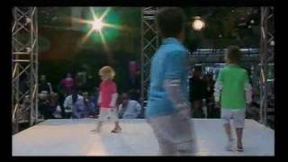 Coccinelle Kids Fashion Show Summer 2010 part 4 Thumbnail