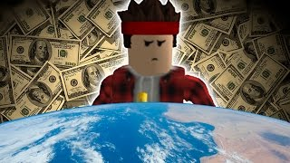 I EARNED A RANEC OF MONEY? -ROBLOX Space Miners #2!
