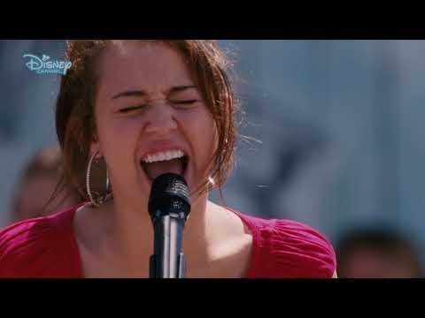 Hannah Montana | The Climb - Music Video - Disney Channel Italia