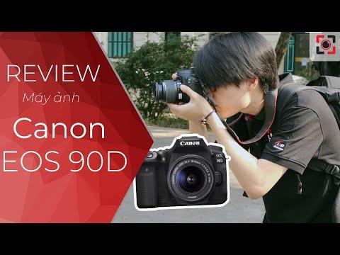 #VNA_REVIEW | CANON EOS 90D, SỰ HÒA HỢP TUYỆT VỜI GIỮA CHỤP ẢNH & QUAY PHIM