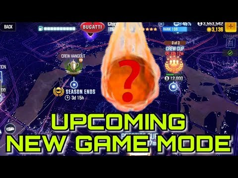 NEW GAME MODE COMING SOON?! What can it be? | CSR Racing 2