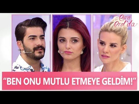 """Mustafa: ''Çok sevimli bir kızsın!"""" - Esra Erol'da 25 Mayıs 2017"""