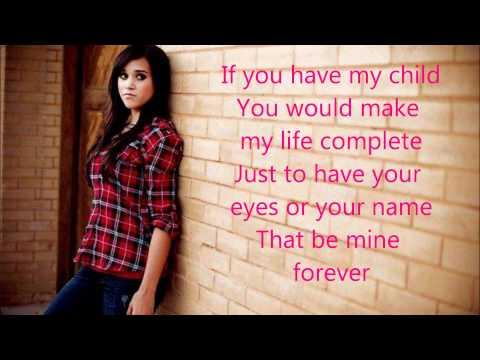 Next To YouChris Brown feat Justin Bieber  Megan Nicole and Dave Days lyrics