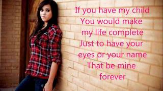 Next To You-Chris Brown feat. Justin Bieber (cover) Megan Nicole and Dave Days (lyrics)