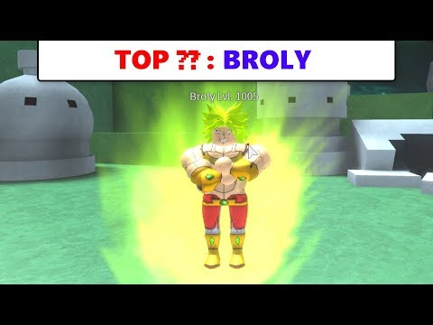 Top 10 Strongest Characters (Npcs) | DBZ Final Stand