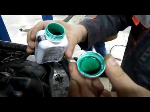 Пробное использование Valena-SV для ДВС в Автосервисе Автопилот на Мерседес Бенс