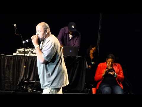 """Human Beatbox & Biz is Goin Off & Pickin Boogers"" Biz Markie@Santander Reading, PA 4/24/15"