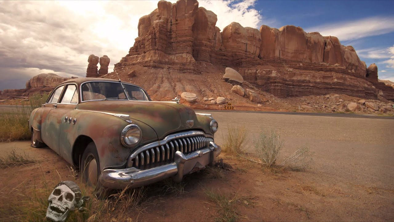 Abandoned Classic Cars Junkyard in America 2016. Best collection ...