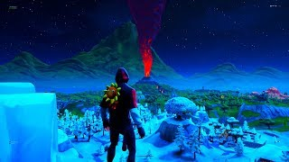 Active The Volcano In Fortnite RIGHT NOW By Using This INSANE GLITCH - (Fortnite Glitches)
