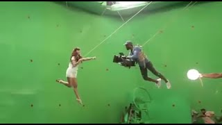 Making of 'A Flying Jatt' - Tiger Shroff and Jacqueline Fernandez