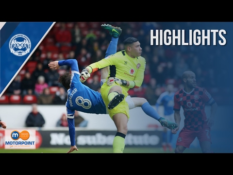 HIGHLIGHTS | Walsall vs Peterborough United