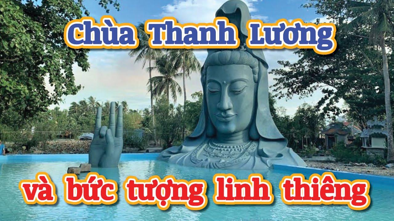Chùa Thanh Lương 2020- Ngôi chùa nổi tiếng linh ứng| Tuy An Phú Yên -Tố Lê daily#85