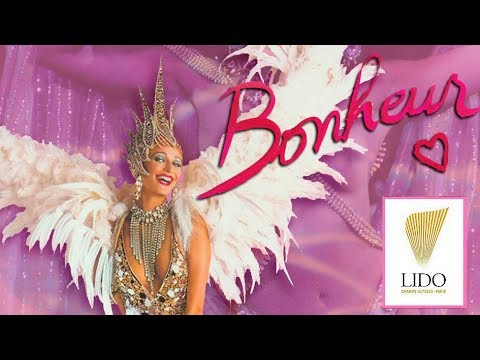 Lido de Paris Cabaret - Bonheur 2004