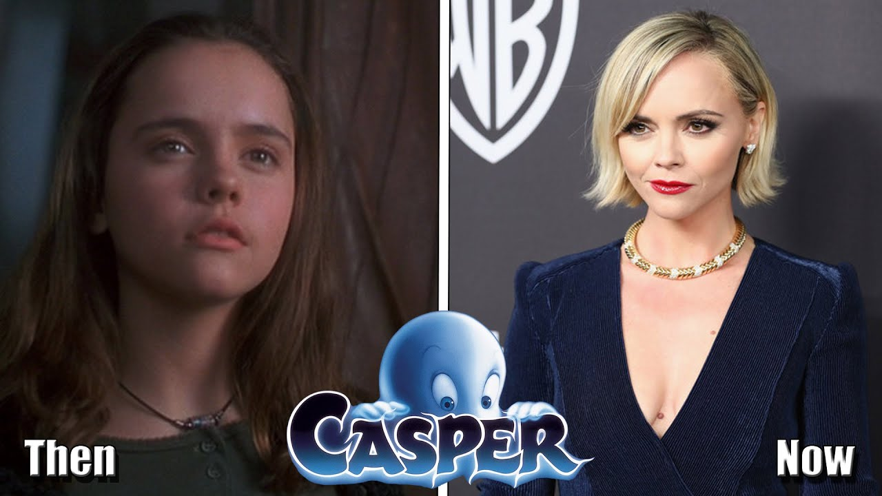 Casper 1995 Cast Then And Now 2020 Before And After Youtube